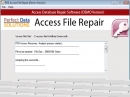 Microsoft Access Database Reader