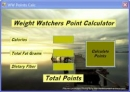 Free Weight Watchers Points Calculator