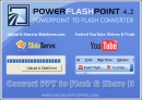 PowerFlashPoint - PPT TO FLASH Converter