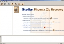 Stellar Phoenix Zip Recovery Software