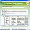 Convert EDB to MSG