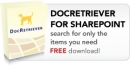 DocRetriever for SharePoint