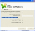 Import Excel to Outlook