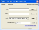 OOO Free MP4 to SWF Converter