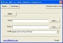 Free AAC to iPod shuffle Converter