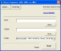 Free Convert AVI DVD to MP3