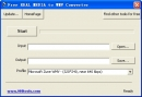 Free REAL MEDIA to WMV Converter