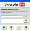 Copy Restricted PDF
