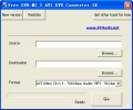 Free DVR-MS 2 AVI DVD Converter SE