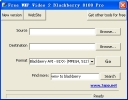 Free WMP Video 2 Blackberry 8100 Pro