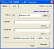 Free REALPLAYER to AAC Converter