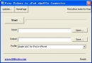 Free Videos to iPod shuffle Converter