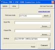 Free YUV 2 PSP 2000 Converter Lite