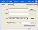 OOO Free MP4 Video to Cowon A3 Converter