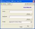 Free Convert PCM for iPod U2