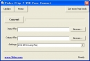 Video Clip 2 VOB Free Convert
