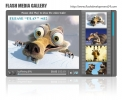 Flash Media Gallery by FD24