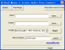 Convertir gratis audio de pel�culas XviD a Iriver audio (XviD Movie 2 Iriver Audio Free Convert)