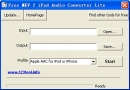 Free MKV 2 iPod Audio Converter Lite
