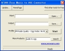 OOO Free Music to OGG Converter
