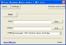 Free Windows Media Audio 2 MP3 Lite