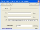Free Video Clip to 3GPP 2 Fast Convert