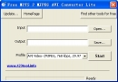 Free M2TS 2 MJPEG AVI Converter Lite