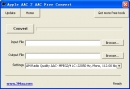 Apple AAC 2 AAC Free Convert