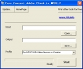 Free Convert Adobe Flash to MPEG-2