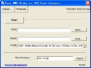 Free WMP Video to 3GP Fast Convert