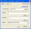 Free MP2 2 iPod Music Converter Lite