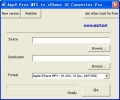App9 Free MTS to iPhone 3G Converter Pro
