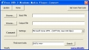 Free DVD 2 Windows Media Player Convert