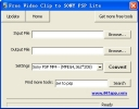 Free Video Clip to SONY PSP Lite