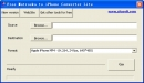 Free Matroska to iPhone Converter Lite