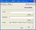 Free Music to MPEG-4 Audio Converter