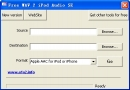 Free WAV 2 iPod Audio SE