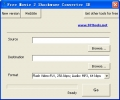 Free Movie 2 Shockwave Converter SE