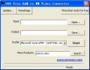 OOO Free RAM to WM Video Converter