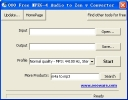 OOO Free MPEG-4 Audio to Zen v Converter