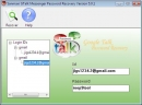 Google talk password recovery program