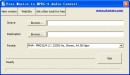 Free Musics to MPEG-4 Audio Convert