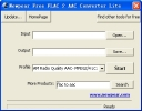 Newpear Free FLAC 2 AAC Converter Lite