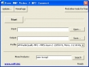 Free WMP Video 2 MP2 Convert