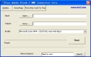 Free Adobe Flash 2 WMP Converter Lite