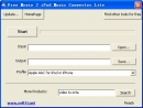 Free Movie 2 iPod Music Converter Lite