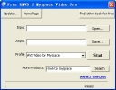 Free RMVB 2 Myspace Video Pro
