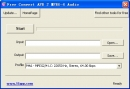 Free Convert APE 2 MPEG-4 Audio