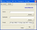 Free Convert 3G2 for Transport Stream