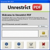 Unlock PDF Files for Printing